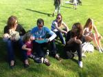 16.09.2012: Réunion de famille avec Marcel, Karine, Carole, Sophie et Alexandre