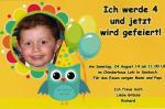 24 août 2014: anniversaire de Richard